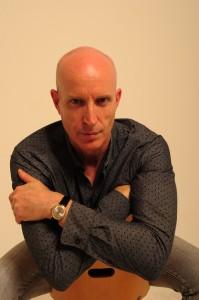 Tim Jones Portrait by Tony Mott
